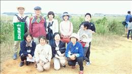 沖縄の現状を知り平和について考えた参加者一同