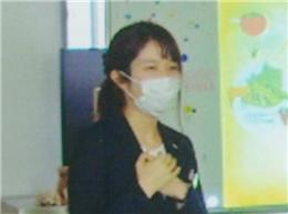 講師の㈱ナガノトマト・上村萌さん