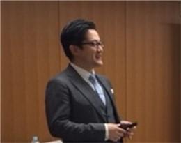 講師の種田和敏弁護士