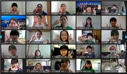 子ども平和会議の様子